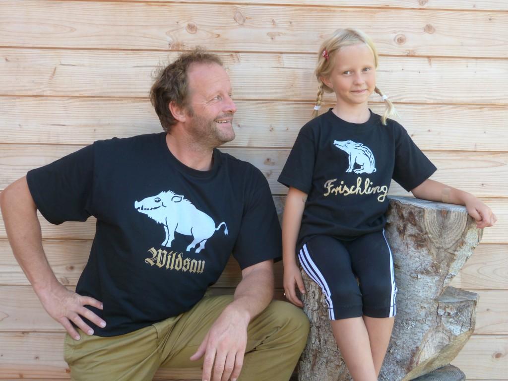 Wildsau-Shirt